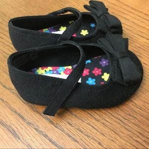 Teeny Toes Baby Dress Shoes size 3W